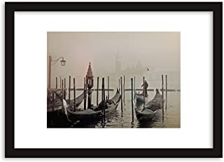 Art prints and photos - foto photo wall print picture artwork painting photographic poster design home decor living modern - Venice - Frameless 18