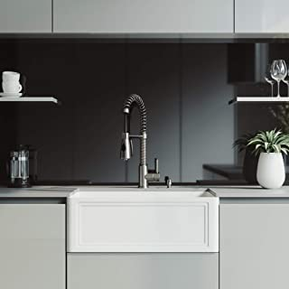 Amazon com: Ceramic - Single Bowl / Kitchen Sinks: Tools & Home
