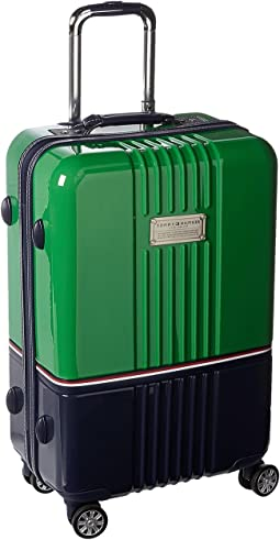 "Duo Chrome 24"" Upright Suitcase"