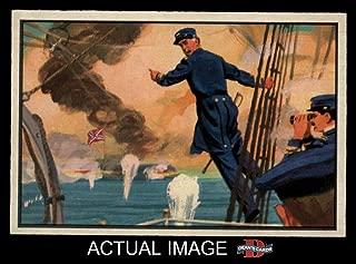 1954 Bowman U.S. Navy Victories # 14 Full Speed Ahead (Card) Dean's Cards 7 - NM 1686558