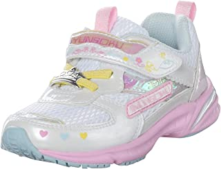 SYUNSOKU Girl's Sports Shoes - for Slim & Narrow Feet, Fashionable & Classy Best for Schooling, Running & Casual Activities