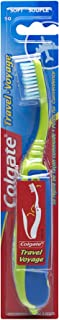 Colgate Travel Toothbrush Soft Colors May Vary (Pack of 12)