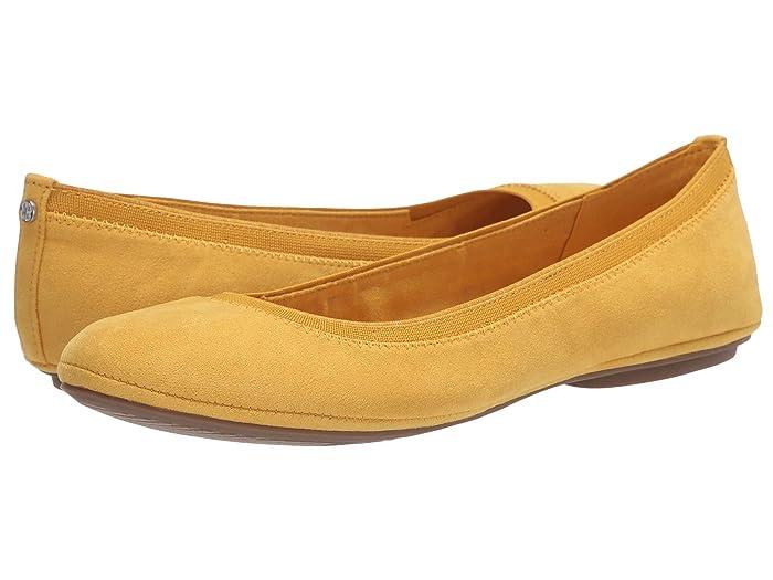 Bandolino  Edition (Yellow) Womens Flat Shoes