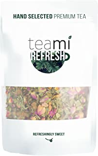 Teami Refresh Sweet Tropical Tea - Loose Leaf, 25 Servings