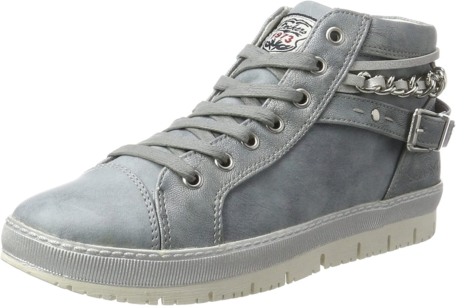 Dockers by Gerli Women's 35ne212-636610 Hi-Top Sneakers