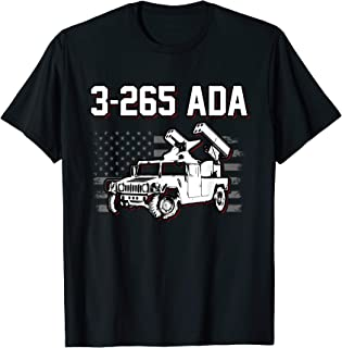 3-265 ADA 164th ADAB Air Defense Artillery Brigade T-Shirt