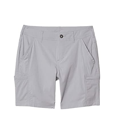 ExOfficio 7 Nomadtm Shorts (Sleet) Women