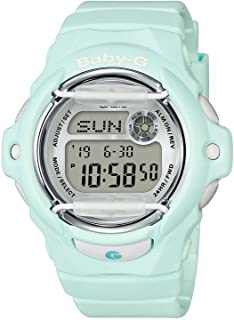 BG169R-3 Baby G Women's Watch Light Mint 46mm Resin