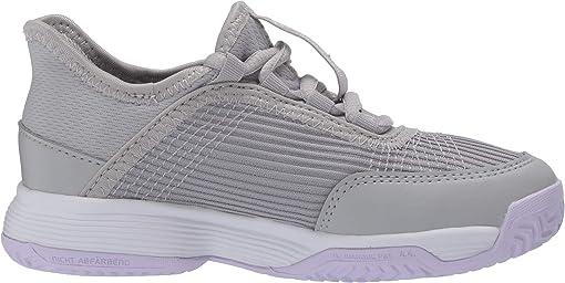 Grey/Purple Tine/White