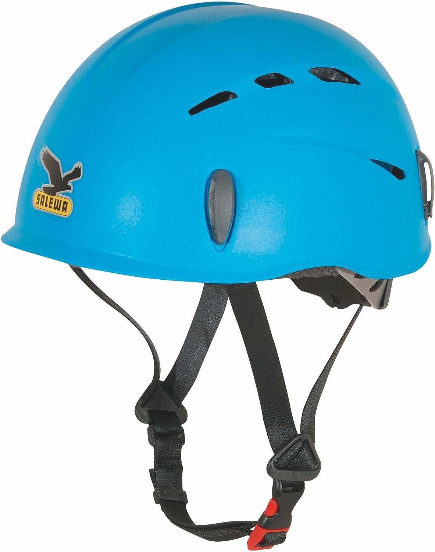 Salewa 02259, Casco Toxo, azul, talla única: Amazon.es: Ropa ...