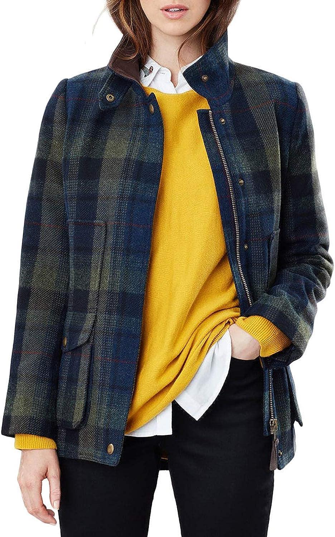 Joules Women's Tweed Coat