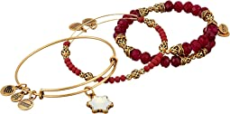 Alex and Ani - Snowflake Set Of 3 Bracelet
