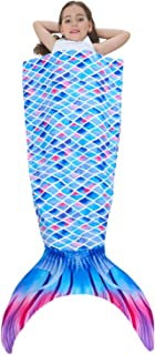 Best mermaid tail blanket kids Reviews