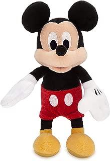 Disney Mickey Mouse Plush - Mini Bean Bag - 9 Inch Multi