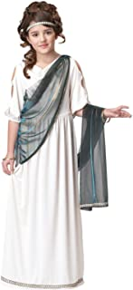 Roman Princess Child Costume,Multi,Medium