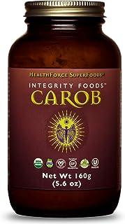 HealthForce Superfoods, Integrity Foods, Carob, 5.6 oz (160 g)