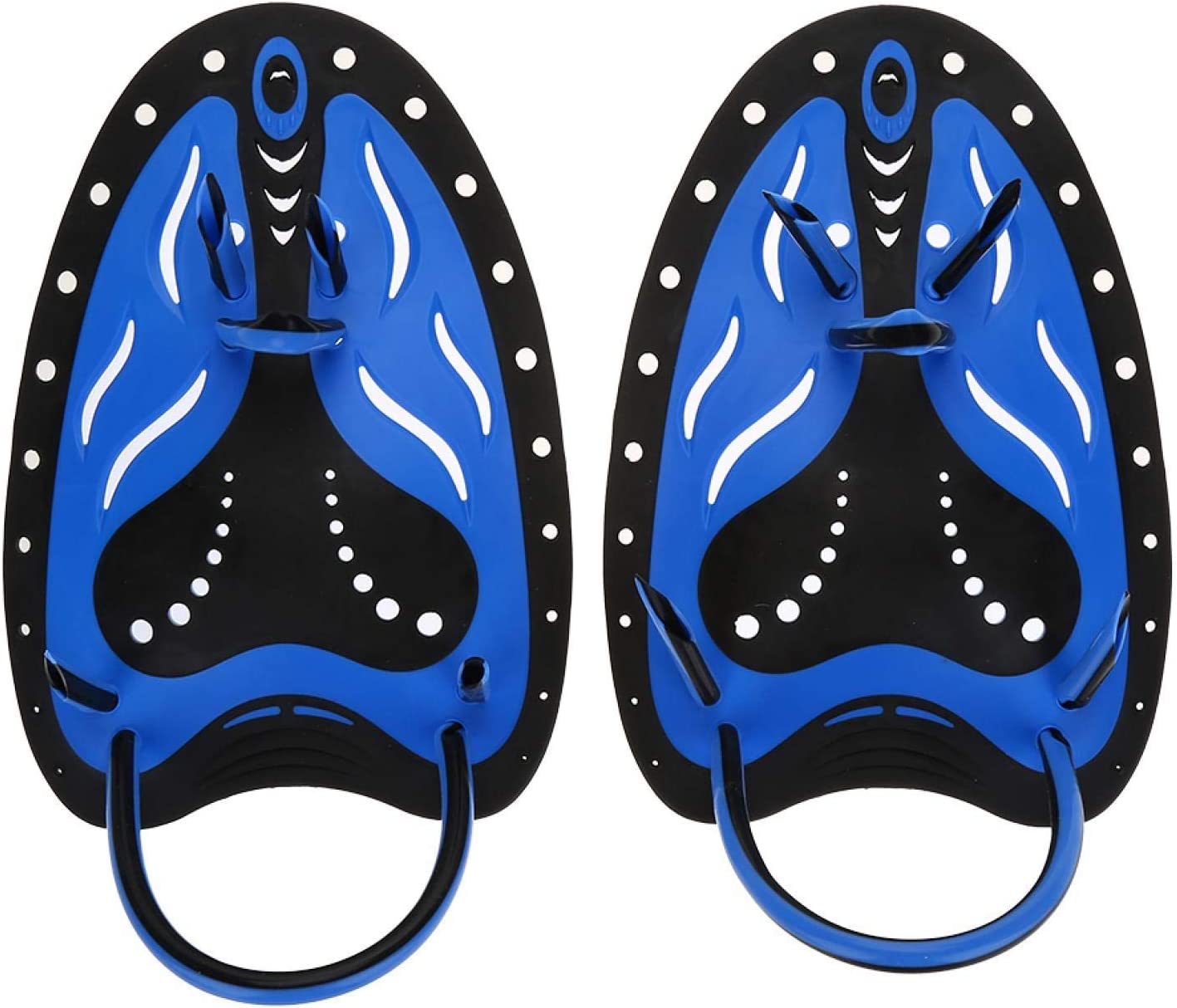 RANNYY Hand Fins, Swimming Diving Hand Fins Paddles Webbed Train