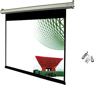 Sponsored Ad – Electrical Projector Screen with Remote 200 x 153 sms - 100 inch Diagonal