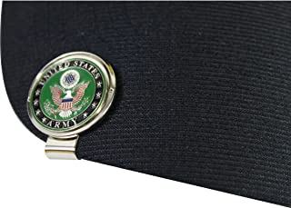 MilitaryBest US Army Cap Clip and Golf Ball Marker