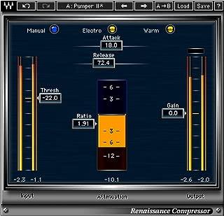 Waves Renaissance Compressor | Multi Purpose Compressor Plugin Software Download Only