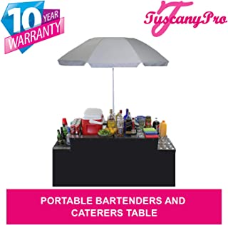 pop up bar table