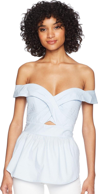 Bardot Womens Sara Top Dress Shirt