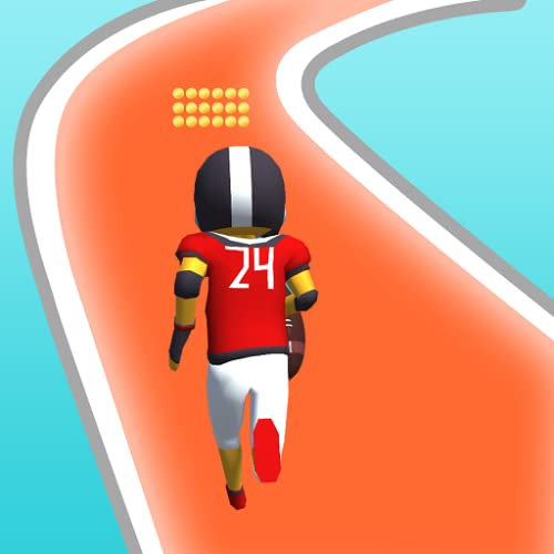 American Football Goal - 3D Runner