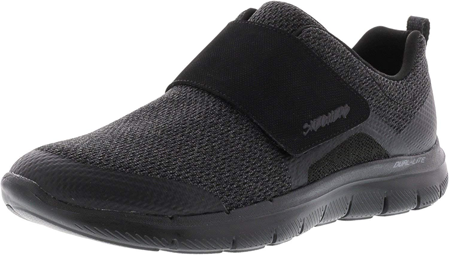 Skechers Women's Flex-Appeal 2.0 Step Forward Cross Training Black B(M) US