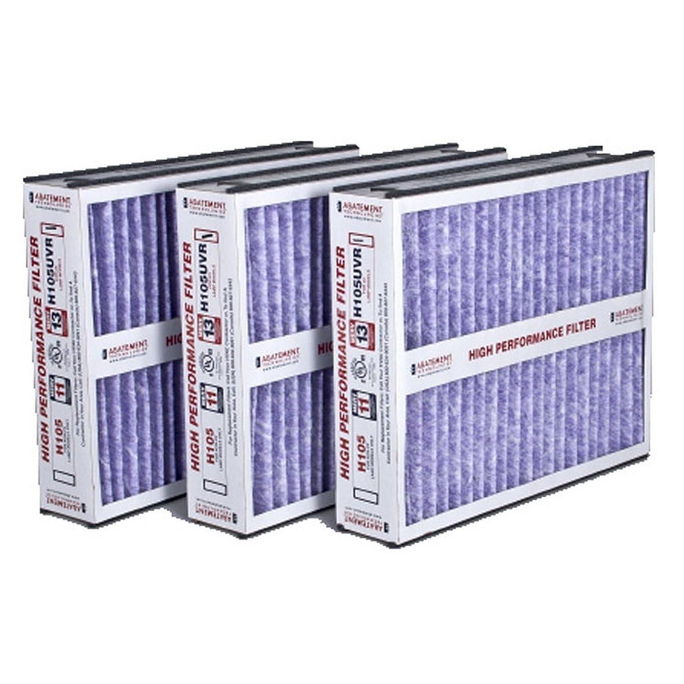 Abatement Technologies H105UVR-3 Filters for CAP100UV & CAP100UVP | 3 Filters