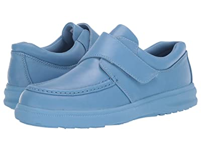 Hush Puppies Gil (Surf Blue Leather) Men
