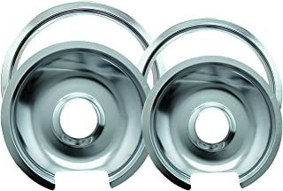 Range Kleen Drip Pan & Trim Ring Chrome 1 Small/6