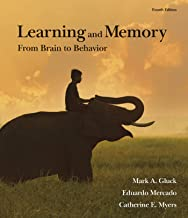 Learning and Memory: From Brain to Behavior