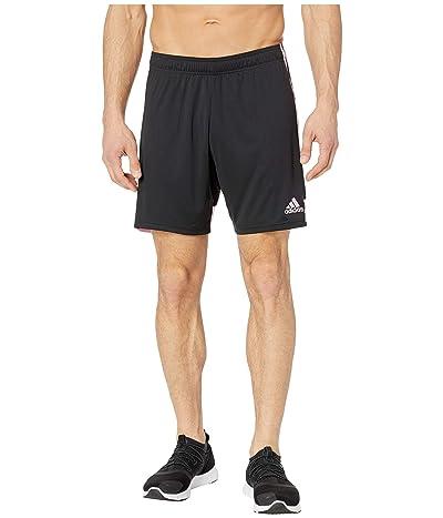 adidas Tastigo 19 Shorts (Black/True Pink) Men