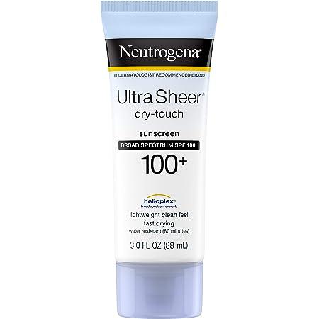 Neutrogena Ultra Sheer SPF#100 Dry-Touch Lotion 90 ml