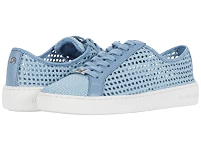 MICHAEL Michael Kors Olivia Lace-Up (Pale Blue) Women