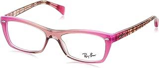 Rx5255 (51) Eyeglasses RX5255 5489 Grad Antique Pink On Pink 51 16 135
