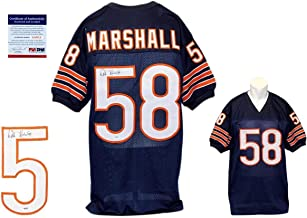 wilber marshall jersey
