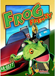 frog frenzy arcade game