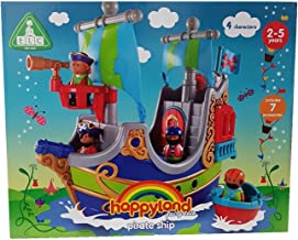 Early Learning Centre Happy Land Pirate Ship (Dispatched From UK)