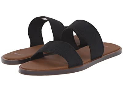 Sanuk Yoga Gora Gora (Black) Women