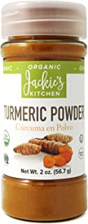 Jackie's Kitchen Turmeric Powder, 2 Ounce