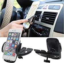 NNDA CO Car Auto CD Player Slot Mount Holder Cradle Stand For Smart Mobile Phone GPS