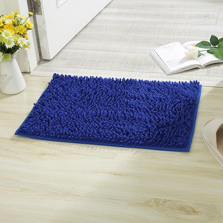 Household mats Toilets Bathroom mats Doormat Bathroom Non-Slip mats Door mats in The Hall Water-Absorbing mat at The Door-H 80x120cm(31x47inch)