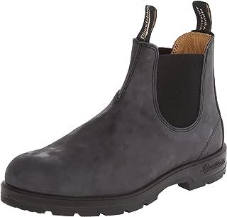 Men's 587 Round Toe Chelsea Boot
