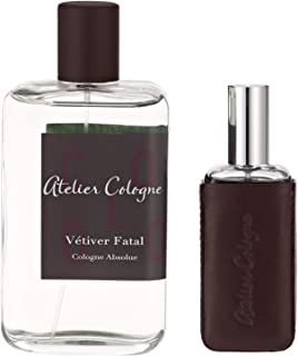 Atelier CologneAZZARO Absolue Vetiver Fatal By Atelier Cologne for Men - Assorted Fragrances, 3 Count