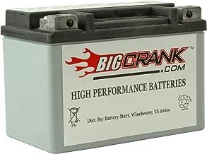 BatteryMart USA-Made Big Crank ETX9 AGM Maintenance Free Battery