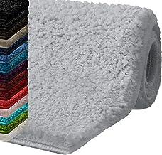 Badmat hoogpolig Sky Soft   Zacht, pluizig badkamertapijt in shaggy-optiek   badmat antislip wasbaar   getest op schadelij...
