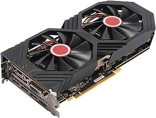 グラフィックスカード XFX RX 580 8GBビデオカードAMD Radeon RX580 8GBグラフィックスクリーンカード2304SP GPUビデオカード ゲーム用グラフィックカード