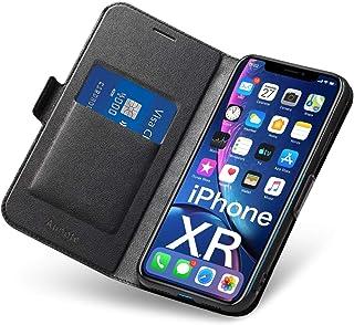 comprar comparacion Funda iPhone XR, Fundas iPhone XR Libro, Carcasa iPhoneXR con Cierre Magnético, Tarjetero y Suporte, Capa iPhone XR Plegab...