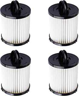 Ketofa AS1000 Vacuum Filter for Eureka DCF-21 Reusable Dust Cup Washable Filter AS1000 EF91B67821 68931 68931A EF91(Pack of 4)